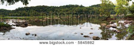 Potomac River Panorama