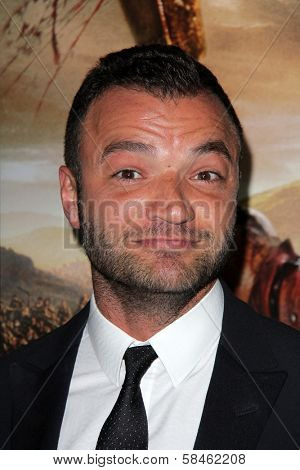 Nick Tarabay at the