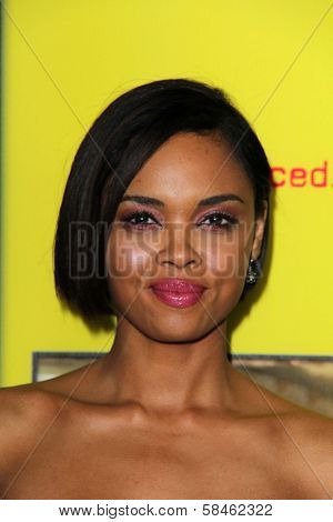 Sharon Leal at the