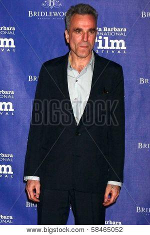 Daniel Day-Lewis at the SBIFF Montecito Award 2013 Honoring Daniel Day-Lewis, Arlington Theater, Santa Barbara, CA 01-26-13
