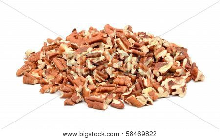 Chopped Pecan Nuts
