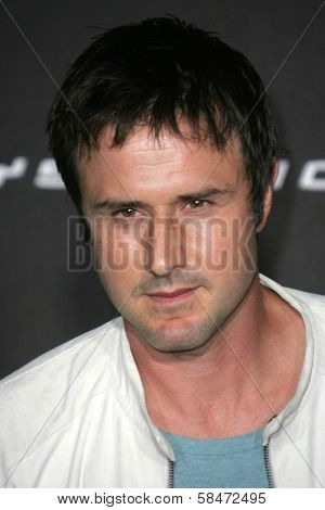 LOS ANGELES - OCTOBER 08: David Arquette at the Playstation 3 Launch Party October 08, 2006 in 9900 Wilshire Blvd, Beverly Hills, CA.