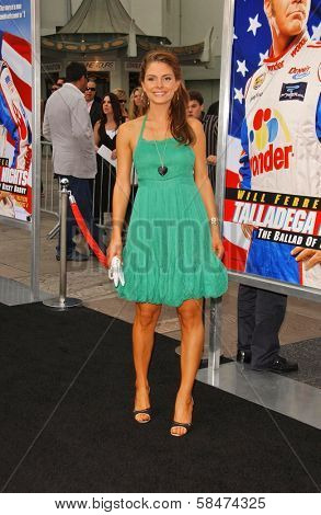HOLLYWOOD - JULY 26: Maria Menounos at the Premiere Of