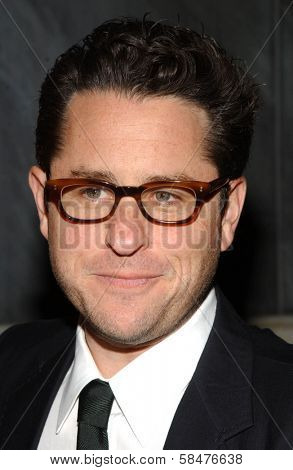 JJ Abrams at the Billy Wilder Theater Opening Tribute. Hammer Museum, Westwood, California. December 3, 2006.