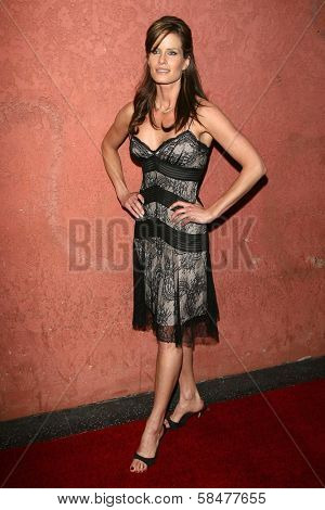 Monika Schnarre at the Hollywood Life Magazine's Breakthrough of the Year Awards. Music Box, Hollywood, California. December 10, 2006.