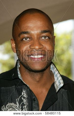 PASADENA - JULY 10: Rick Worthy at ABC's TCA Press Tour at The Ritz-Carlton on July 10, 2006 in Pasadena, CA.