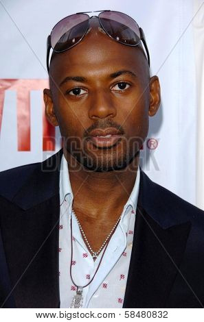HOLLYWOOD - JULY 19: Romany Malco at the season two premiere of