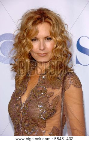 PASADENA - JULY 15: Tracey E. Bregman at CBS's TCA Press Tour at The Rose Bowl on July 15, 2006 in Pasadena, CA.