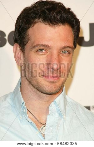 BEVERLY HILLS - JULY 20: J.C. Chasez at Jane Magazine's