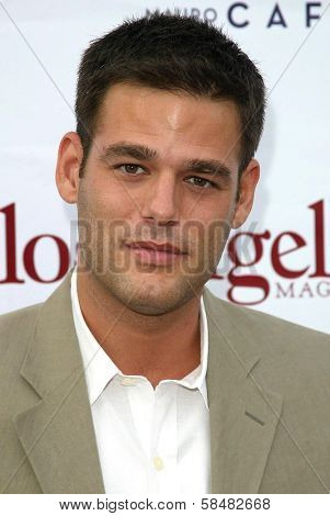 LOS ANGELES - JULY 27: Ivan Sergei at the opening night celebration of the