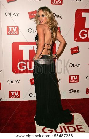 HOLLYWOOD - AUGUST 27: Shirley Brenner at the TV Guide Emmy After Party August 27, 2006 in Social, Hollywood, CA.