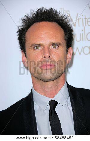 Walton Goggins at the 2013 Writers Guild Awards, JW Marriott, Los Angeles, CA 02-17-13
