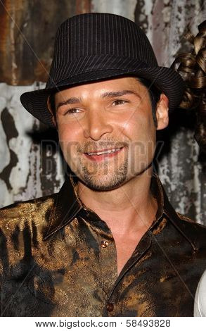 WEST HOLLYWOOD - JULY 30: Corey Feldman at his Birthday Party. House of Blues, West Hollywood, CA. 07-30-06