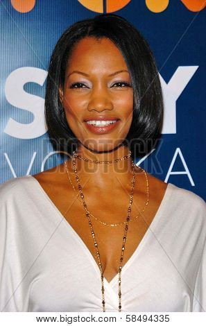 HOLLYWOOD - JULY 11: Garcelle Beauvais at ESPN The Magazine's