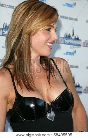 WEST HOLLYWOOD - JULY 13: Storm Large at the party for the new season of