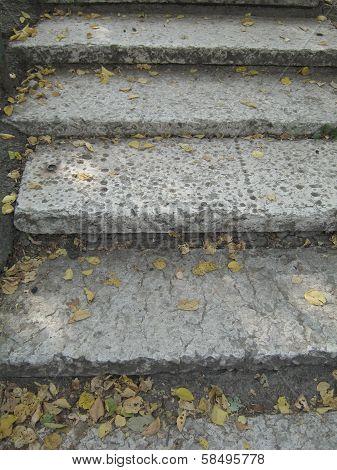 Concrete Ladder