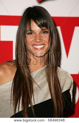 HOLLYWOOD - AUGUST 27: Missy Peregrym at the TV Guide Emmy After Party at Social August 27, 2006 in Hollywood, CA.