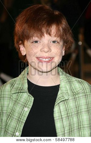 HOLLYWOOD - NOVEMBER 12: Cameron Monaghan at the world premiere of