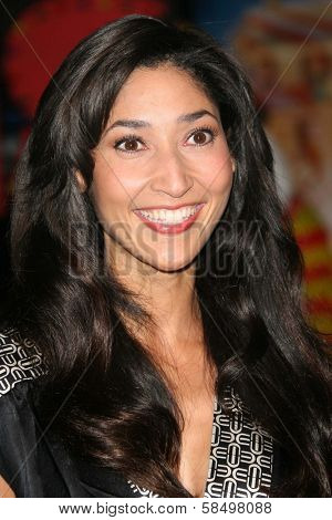 HOLLYWOOD - NOVEMBER 12: Bettina Bush at the world premiere of