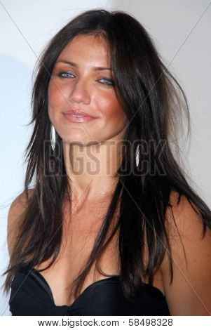 LOS ANGELES - SEPTEMBER 19: Cameron Diaz at the album release party for Justin Timberlake's new album
