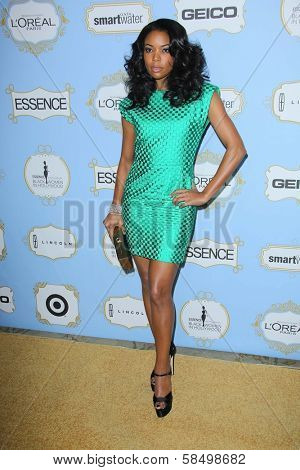 Gabrielle Union at the 6th Annual Essence Black Women in Hollywood Luncheon, Beverly Hills Hotel, Beverly Hills, C A 02-21-13