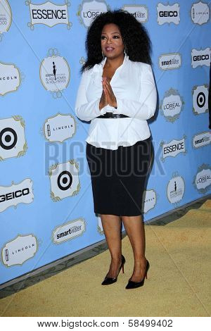 Oprah Winfrey at the 6th Annual Essence Black Women in Hollywood Luncheon, Beverly Hills Hotel, Beverly Hills, C A 02-21-13