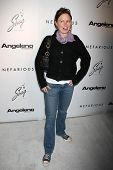 HOLLYWOOD - DECEMBER 11: Mary Lynn Rajskub at the Nefarious Fine Jewelry Spring 2007 Collection and