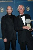Steven Soderbergh, Michael Apted at the 65th Annual Directors Guild Of America Awards Press Room, Do