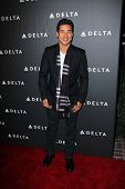 Mario Lopez at Delta Airline's Celebration of LA's Music Industry, Getty House, Los Angeles, CA 02-0