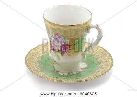 Delicate Demitasse Cup