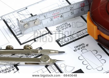 Floorplan for a residence