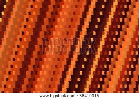 Geometric Diagonal Zig Zag Background