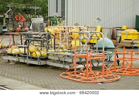 Equipment at National Oceanography Centre
