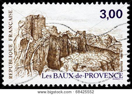 Provence Stamp