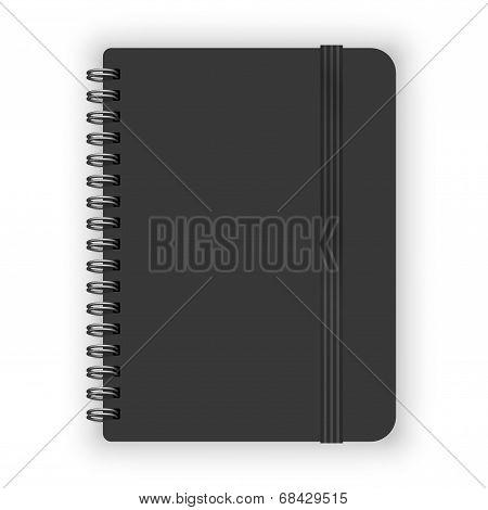 Black copybook