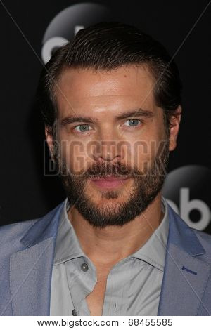 LOS ANGELES - JUL 15:  Charlie Weber at the ABC July 2014 TCA at Beverly Hilton on July 15, 2014 in Beverly Hills, CA