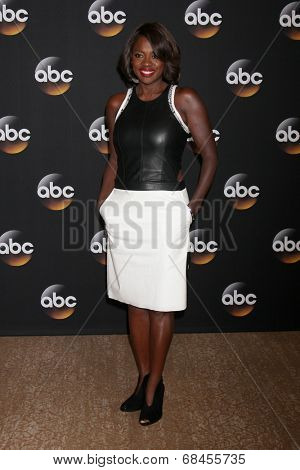 LOS ANGELES - JUL 15:  Viola Davis at the ABC July 2014 TCA at Beverly Hilton on July 15, 2014 in Beverly Hills, CA