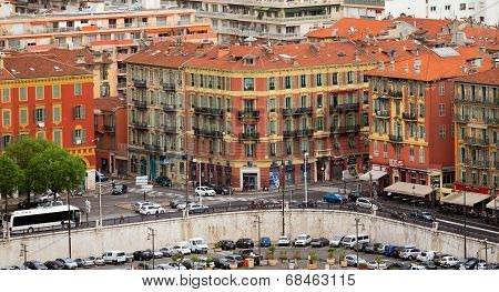 City Of Nice - Architecture Near Port De Nice