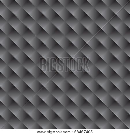 Seamless optical illusion pattern background