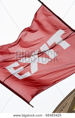 Flag Of Exit Music Festival
