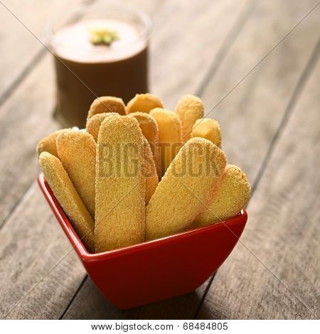 Ladyfinger Biscuits