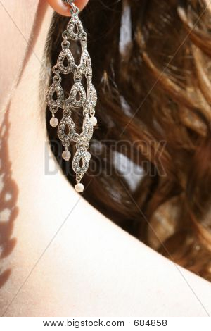 Brides Earings