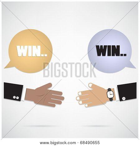 Win-win Concept