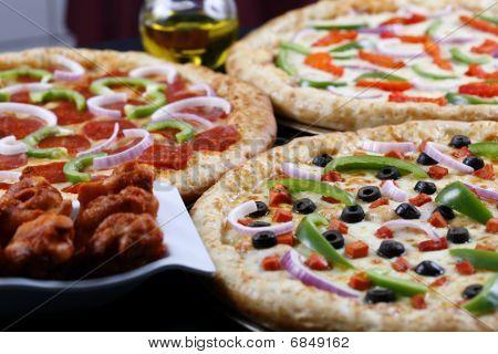 pizza family deals