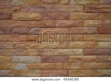 sand stone wall background