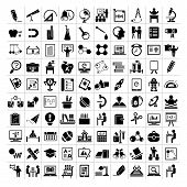 pic of tutor  - set of 100 back to school icons - JPG