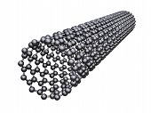 picture of nanotube  - Carbon nanotube  - JPG