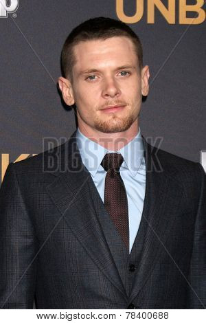LOS ANGELES - DEC 15:  Jack O'Connell at the