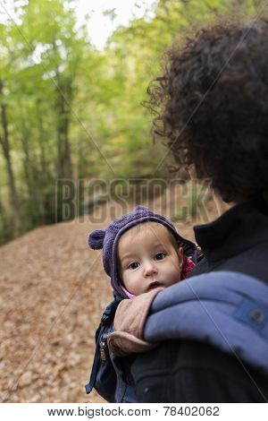 Trekking With A Baby