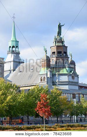 : Notre-Dame-de-Bon-Secours Chapel